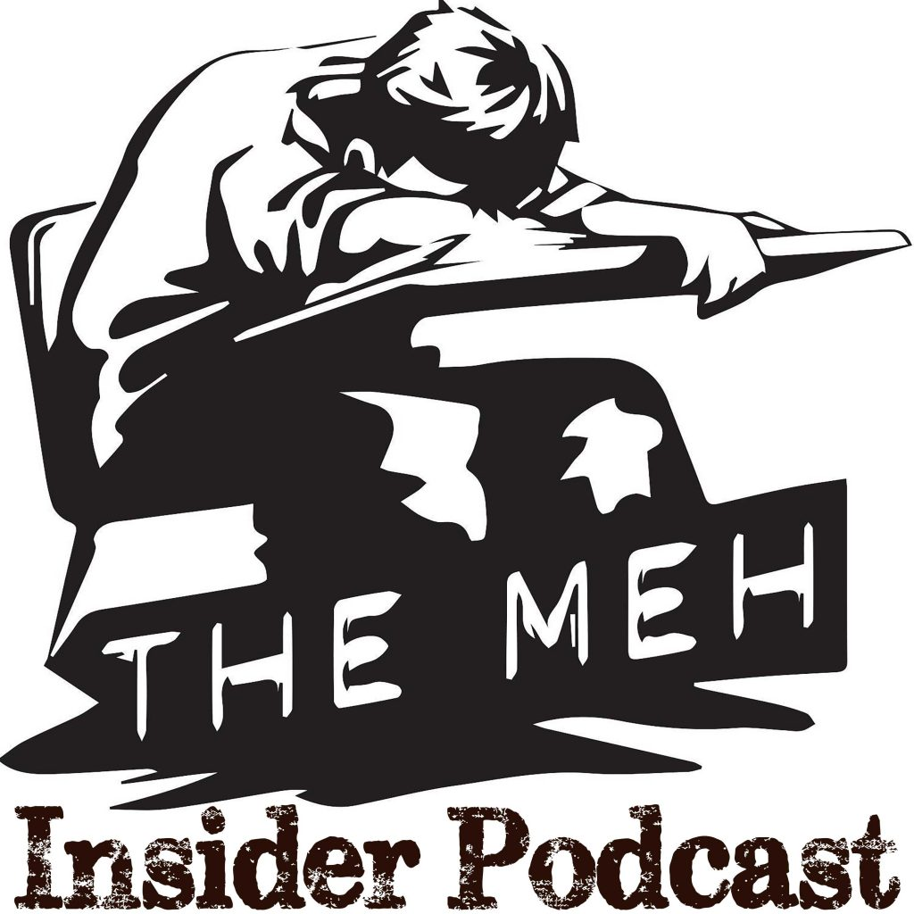 TheMehPodcastDeskLogo